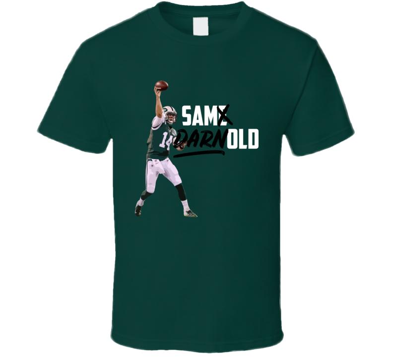 Sam Darnold Same Old New York Football Fan T Shirt