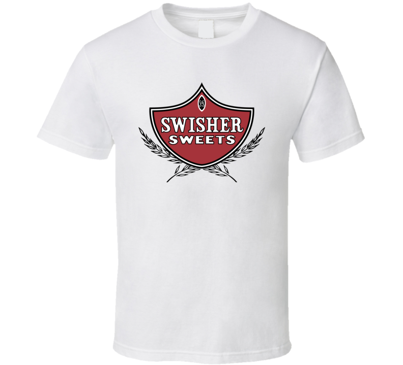 Swisher Sweets Cigars Blunt Cannabis Tobacco 420 Friendly Fan T Shirt