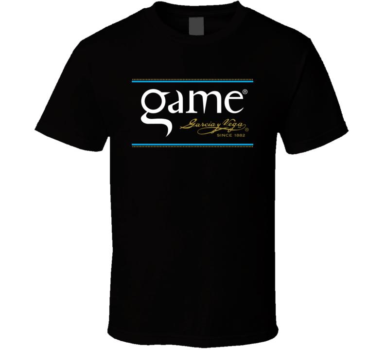 Game Cigars Blunt Cannabis Tobacco 420 Friendly Fan T Shirt