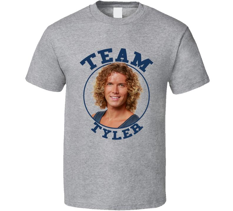 Team Tyler Crispen Big Brother Season 20 T Shirt