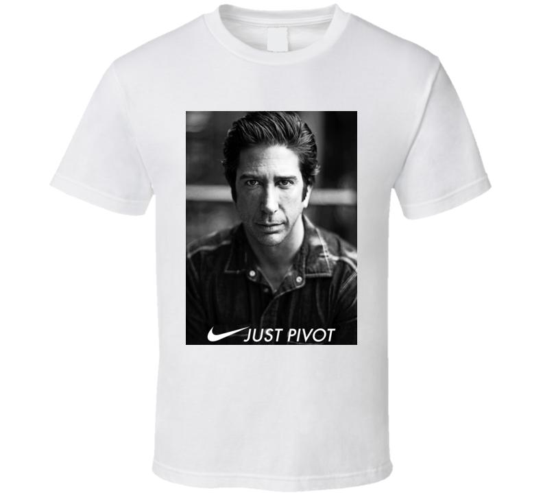 Just Pivot Funny Ross Friends Trendy Meme T Shirt
