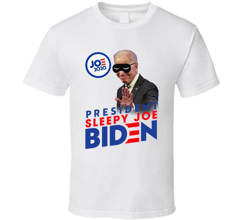 President Sleepy Joe Biden 2020 Usa Election T Shirt T Shirt