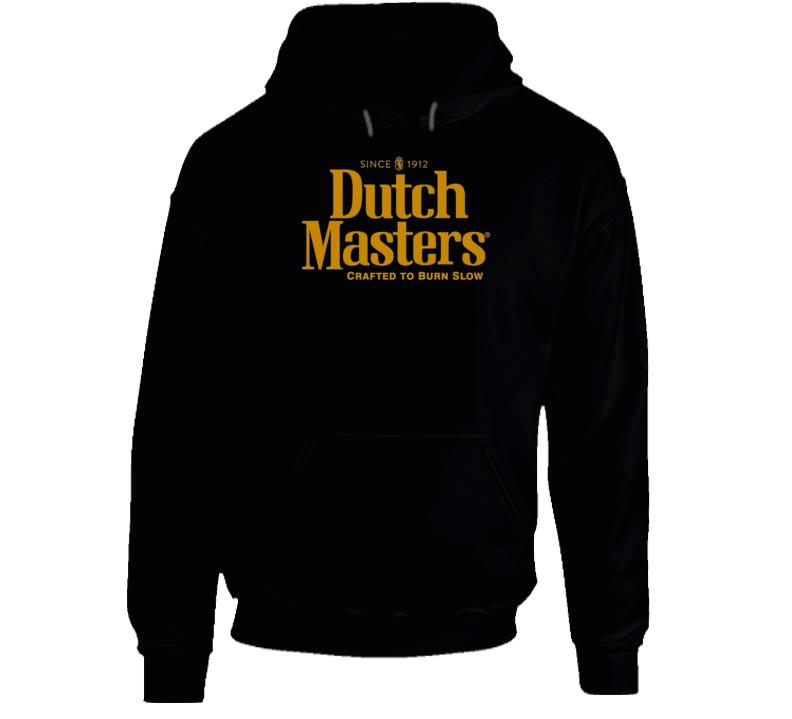 Dutch Masters Cigars Blunt Cannabis Tobacco 420 Friendly Fan Hoodie