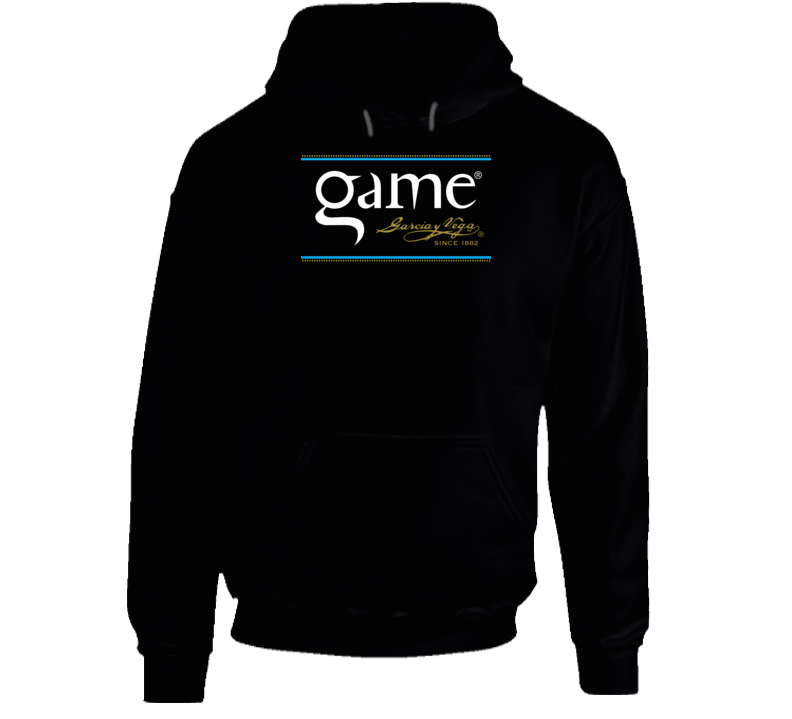 Game Cigars Blunt Cannabis Tobacco 420 Friendly Fan Hoodie