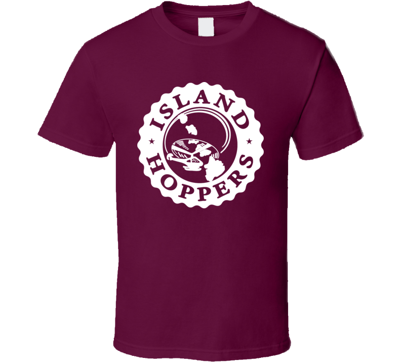 Island Hoppers As Seen On Magnum P.i. T Shirt