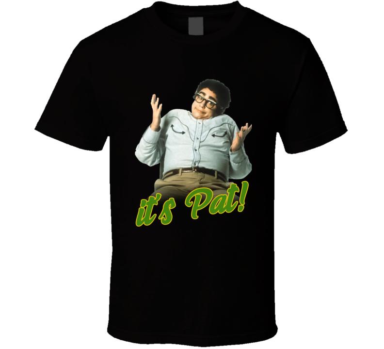 It's Pat Snl Stanley Desantis 90s T Shirt