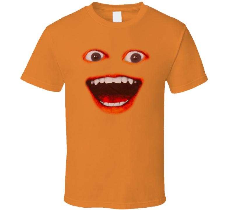 Annoying Orange Halloween Costume T Shirt