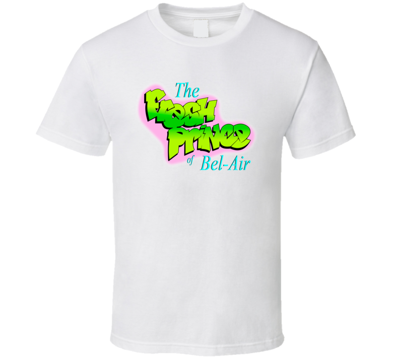 The Fresh Prince Of Bel-air 90s Tv Show Sitcom T Shirt