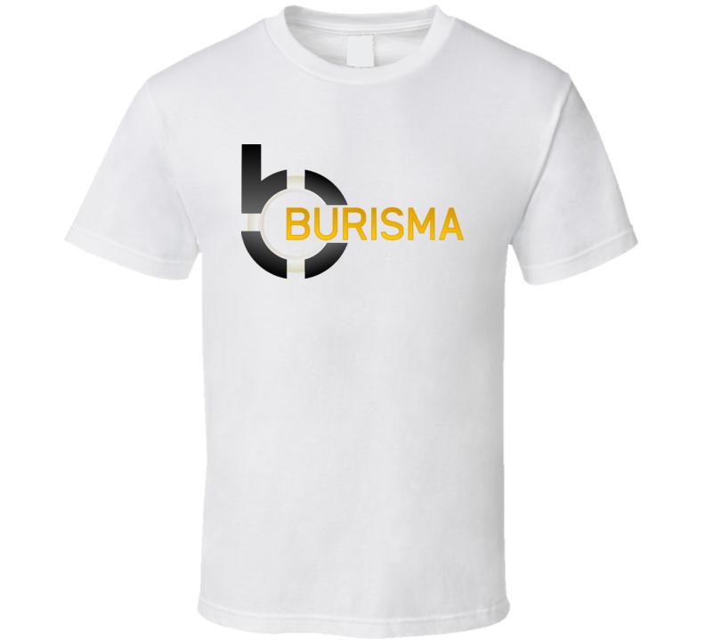 Burisma Holdings Ukrainian Oil And Gas Company Logo T Shirt