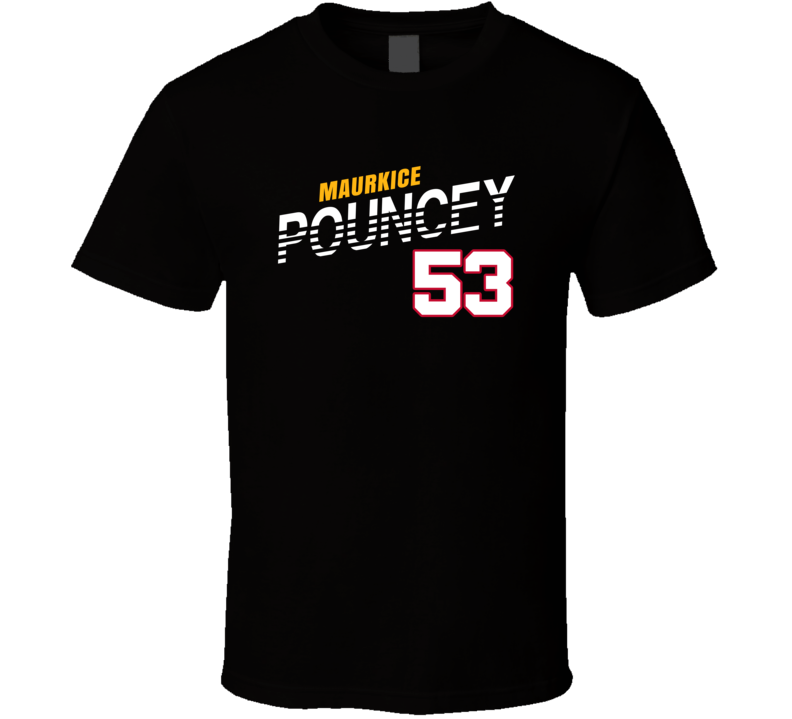 Maurkice Pouncey 53 Favorite Player Pittsburgh Football Fan T Shirt