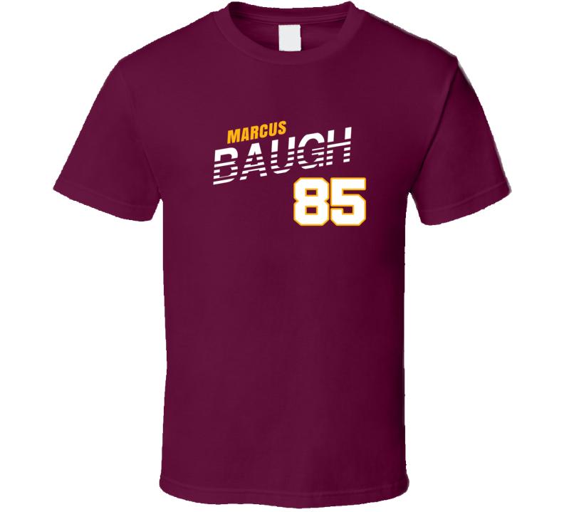 Marcus Baugh 85 Favorite Player Washington Football Fan T Shirt