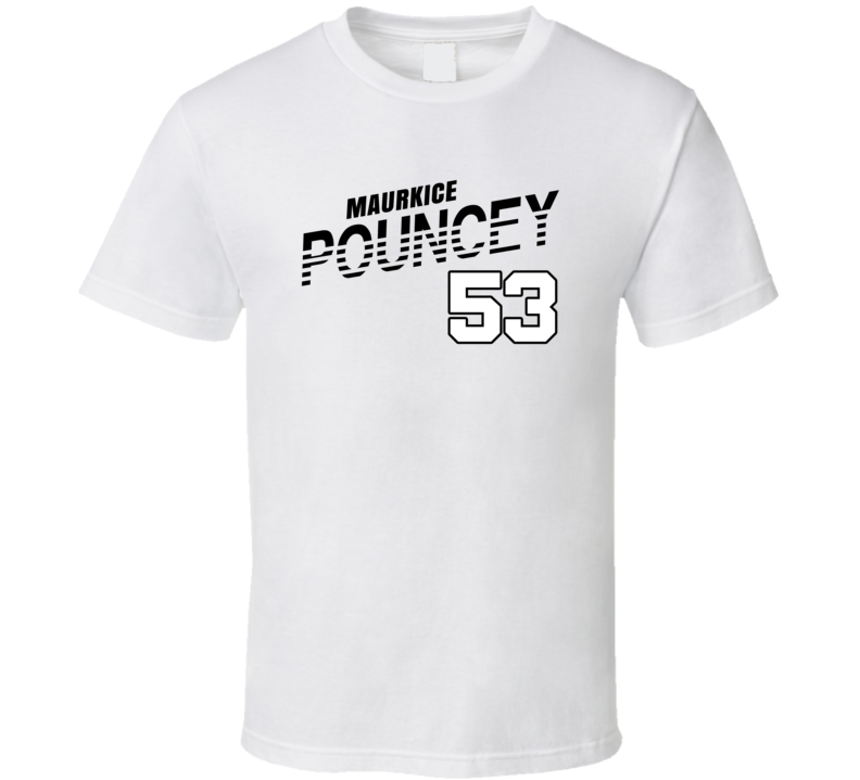 Maurkice Pouncey 53 Favorite Player Pittsburgh Football Cool T Shirt