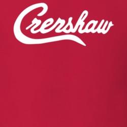 4524e22ea8 35863200 Crenshaw Logo Nipsey Hussle Rapper Fan T Shirt ...