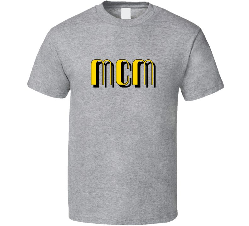 MCM Cool One Word Quote Trending Slang T Shirt