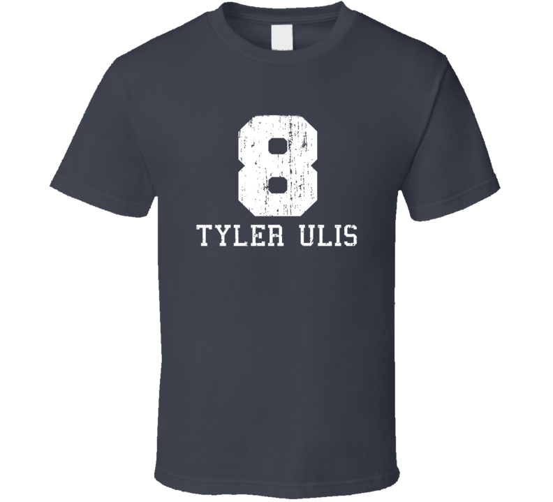 Tyler Ulis No.8 Phoenix Basketball Fan Worn Look Sports T Shirt