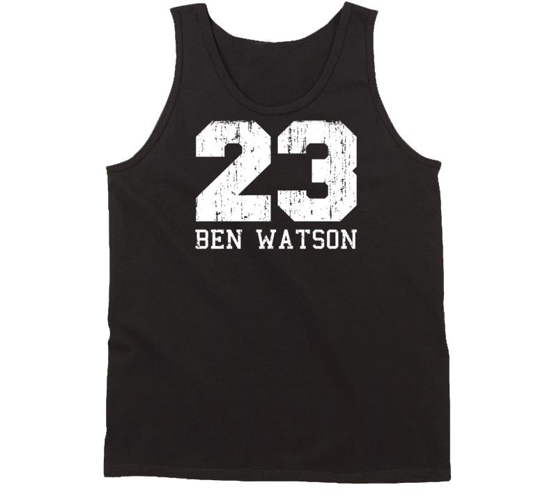 Ben Watson #23 Watford Football Fan Worn Look Sports Tanktop