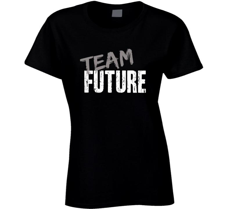 Team Future Top Rap Music Artist Worn Look Celebrity RapLadies T Shirt