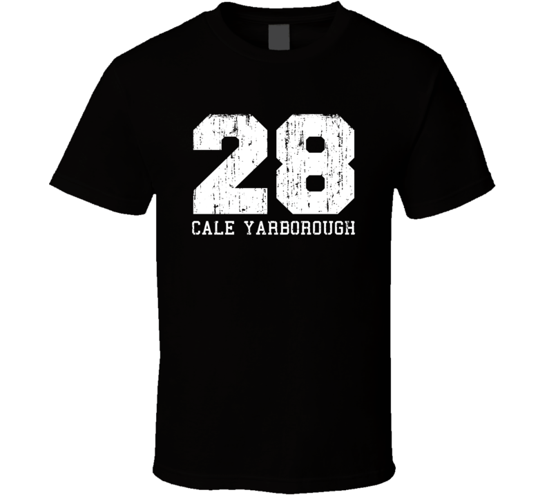 Cale Yarborough No.28 Retired Nascar Driver Worn Look Sports T Shirt