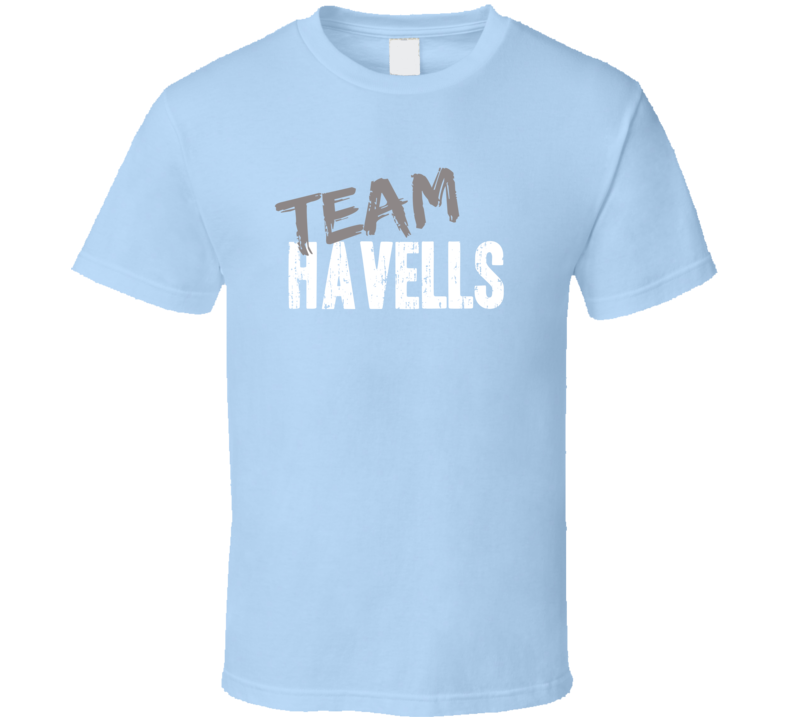 Team Havells Household Appliance Brand Worn Look Cool Gift T Shirt
