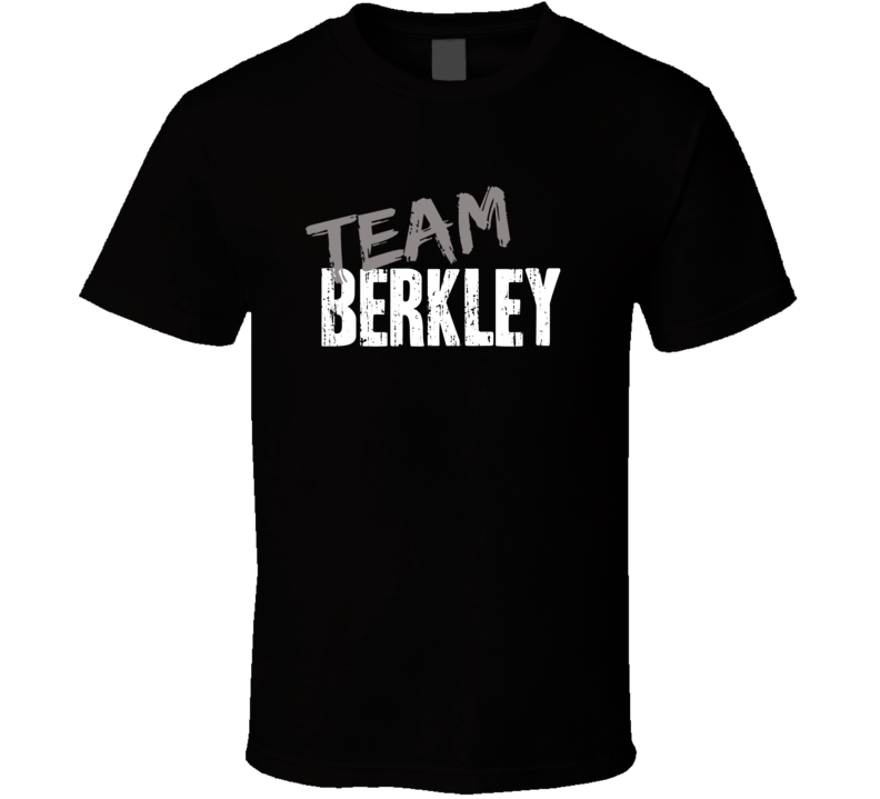 Team Berkley Fishing Sports Equipment Brands Worn Look Cool T Shirt