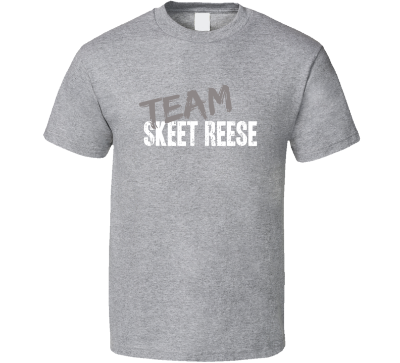 Team Skeet Reese Fishing Sports Equipment Brands Worn Look T Shirt