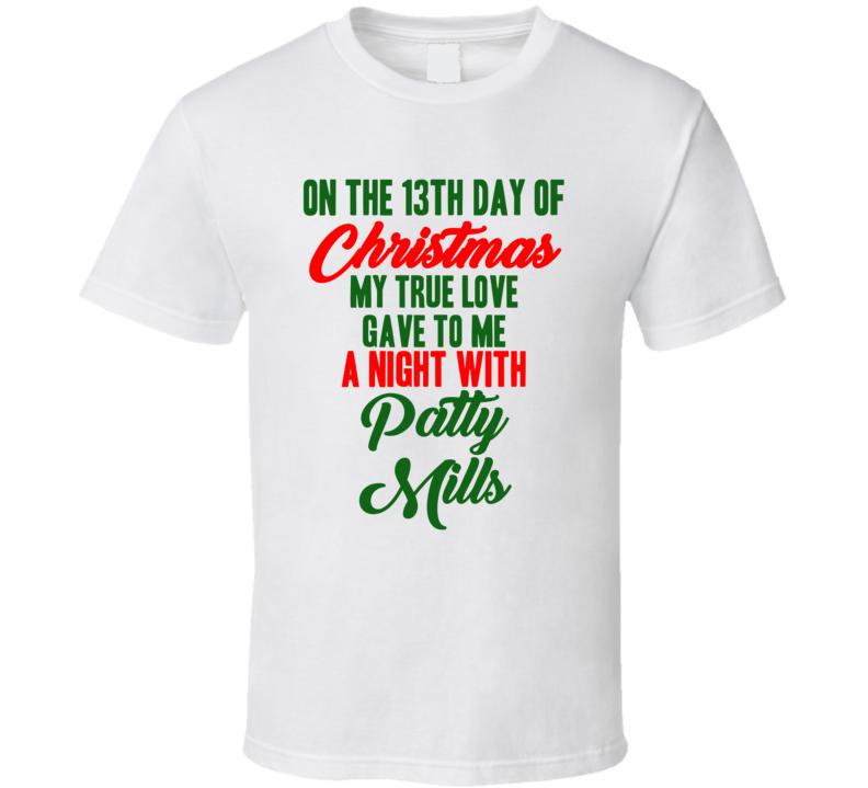 Patty Mills Basketball Fan Christmas Gift Funny Cool T Shirt