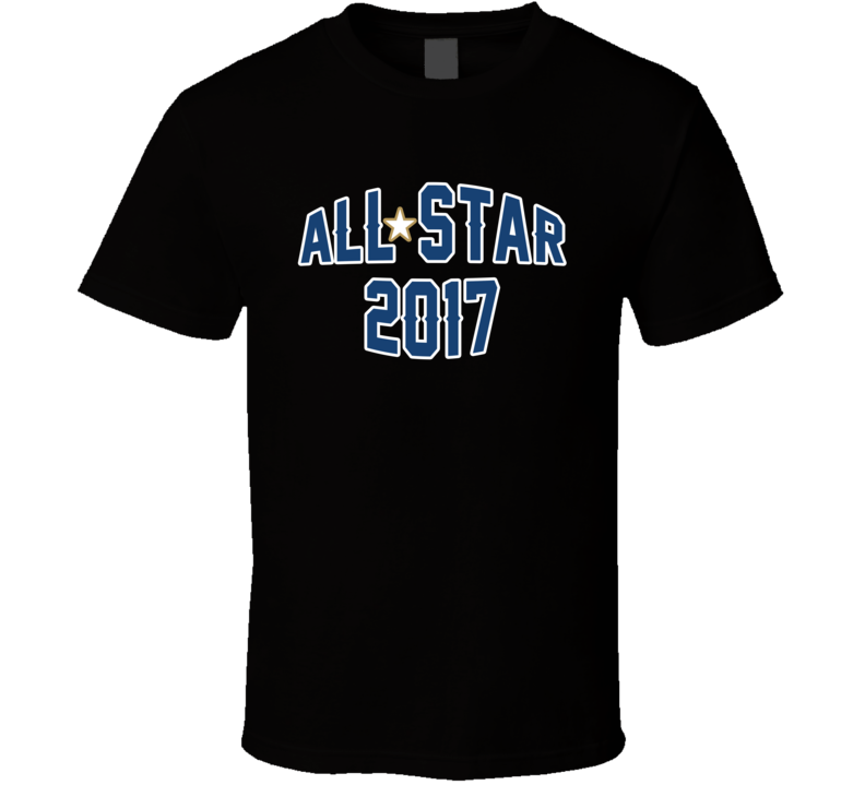 All Star 2017 New Orleans Basketballl Sports Fan Cool T Shirt
