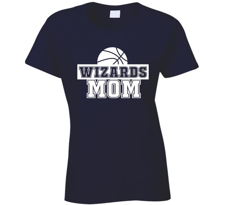 Washington Wizards Mom Basketball Fan Mothers Day Gift Sports T Shirt