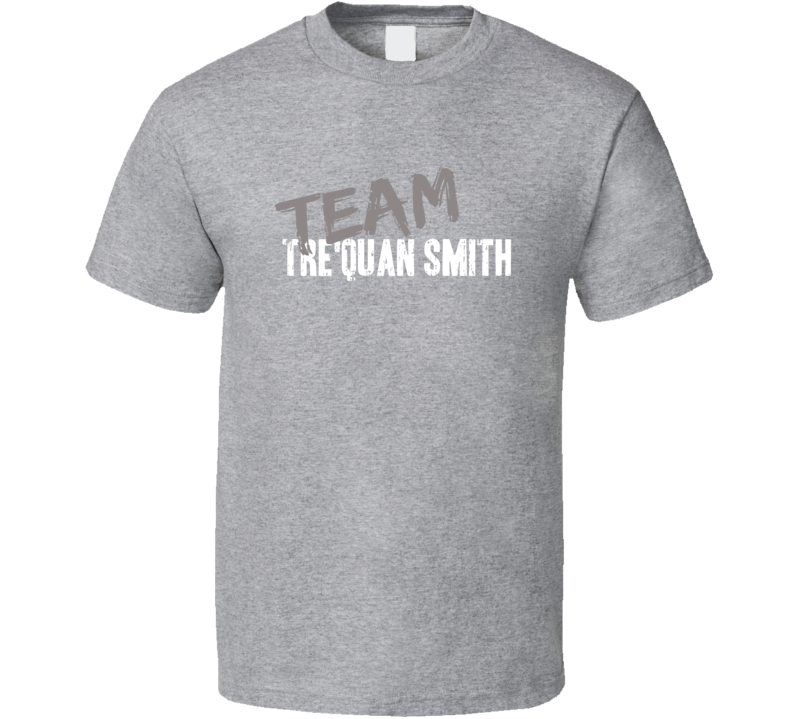 Team Tre'Quan Smith New Orleans Football Sports Fan T Shirt