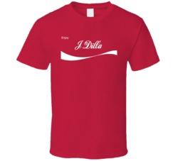 J Dilla Enjoy J Dilla Hip Hop Rap T Shirt