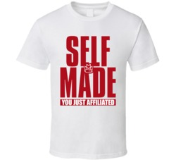 Rick Ross Maybach Music Self Made Affiliated Rap T Shirt