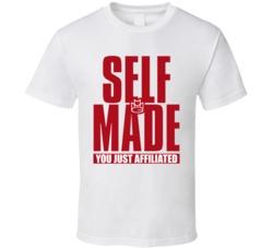Rick Ross Maybach Music Self Made Affiliated Rap T Shirt