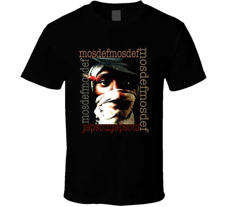 Mos Def Rap T Shirt