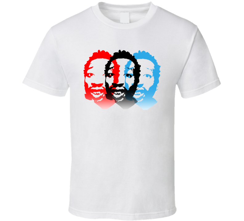 Ol Dirty Bastard Warhol Retro Rap T Shirt