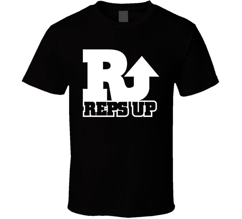 Toronto Reps Up P. Reign Hip Hop Rap T Shirt