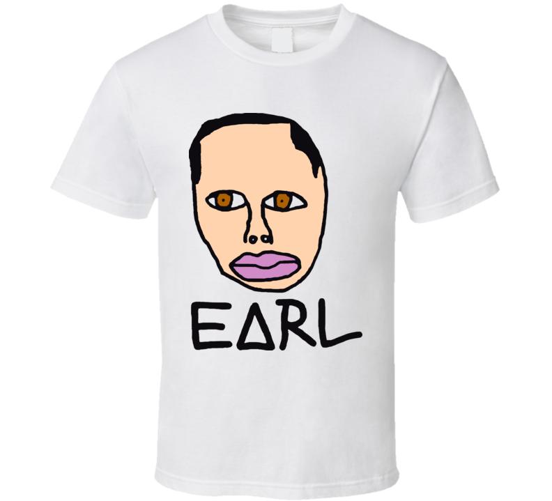 Free Earl Sweatshirt OFWGKTA Hip Hop Rap T Shirt