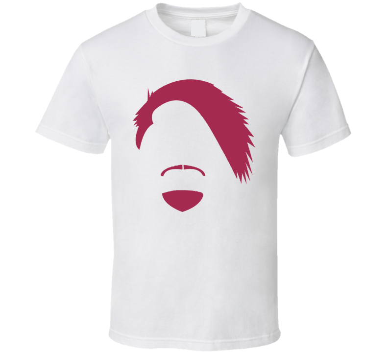 Danny Brown Silhouette Hip Hop Rap T Shirt