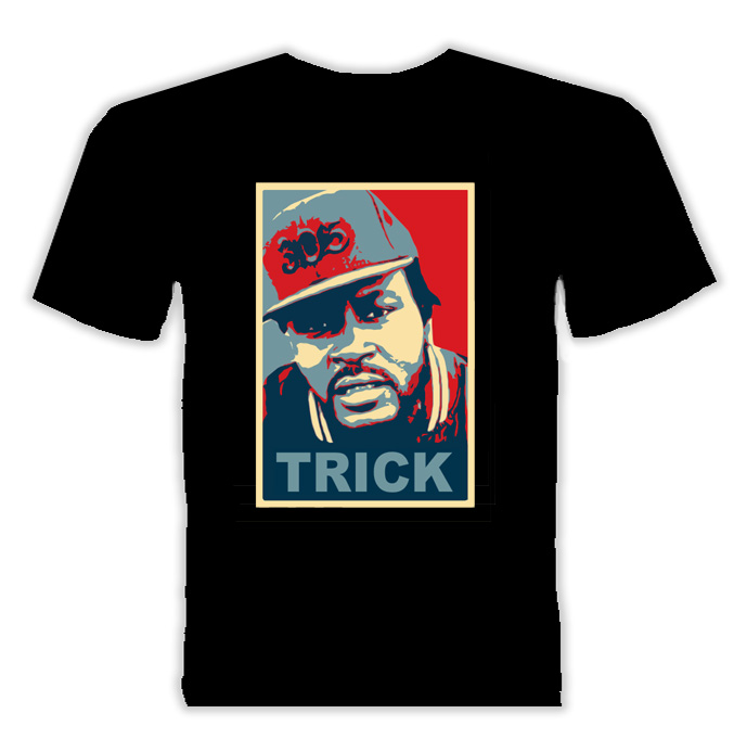 Trick Daddy Miami 305 Hip Hop Rap T Shirt