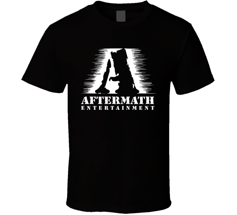 Dr. Dre Aftermath Entertainment Hip Hop Rap T Shirt