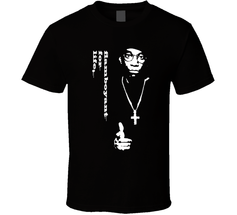 Big L Flamboyant For Life Hip Hop Rap T Shirt