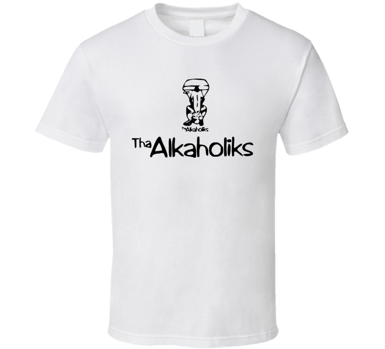 Tha Alkaholics Rap Group T Shirt