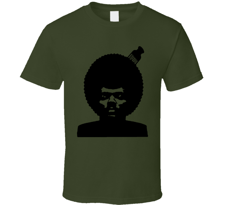 Pete Rock Afro Hip Hop Rap T Shirt