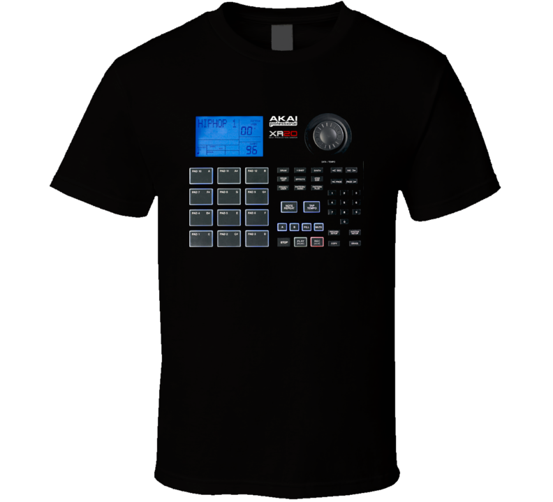 MPC Beat Machine Rap Hip Hop T Shirt