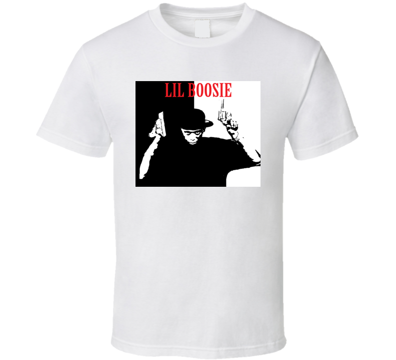 Lil Boosie Rapper Hip Hop Rap T Shirt