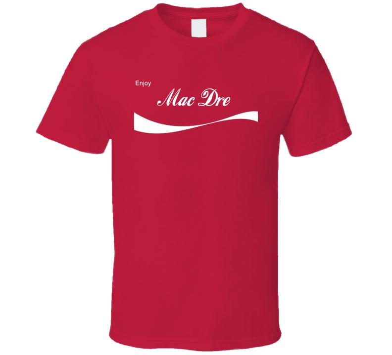 Mac Dre Enjoy Mac Dre Hip Hop Rap T Shirt