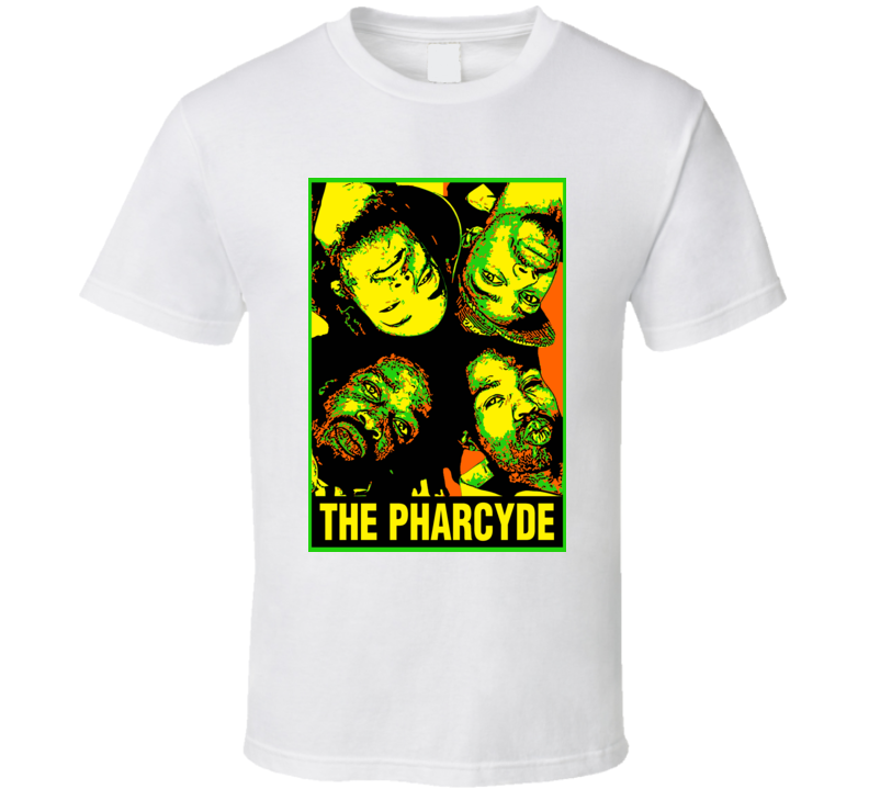 Hip Hop Classics The Pharcyde T Shirt