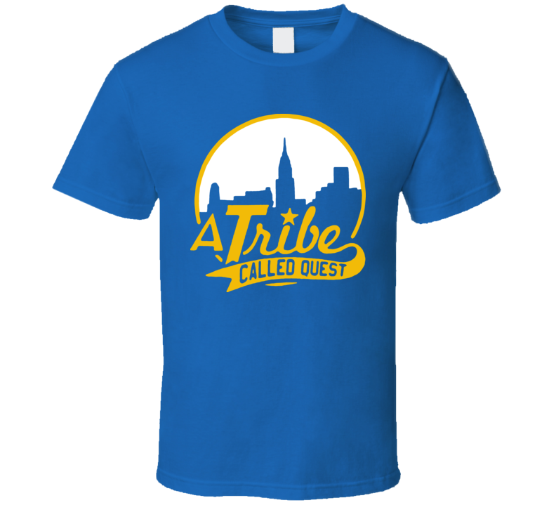 A Tribe Called Quest New York Skyline Rap T Shirt