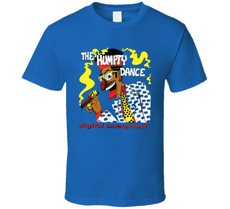 Digital Underground The Humpty Dance Rap T Shirt