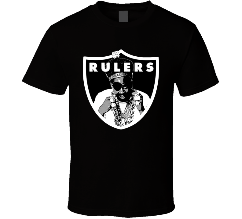 Slick Rick The Ruler Hip Hop Rap T Shirt