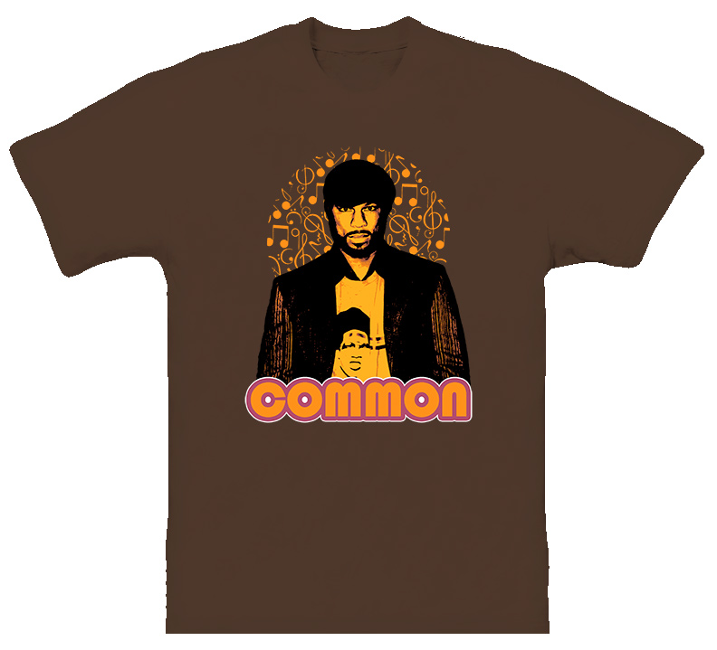 Common Hip Hop Rap T Shirt